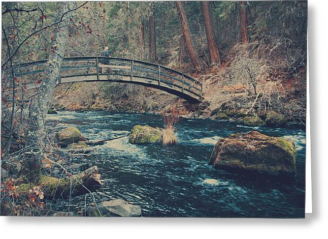 Northern California Parks Greeting Cards - Im On Your Side Greeting Card by Laurie Search