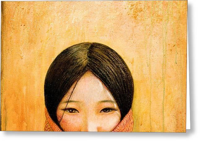 Image of Tibet Greeting Card by Shijun Munns