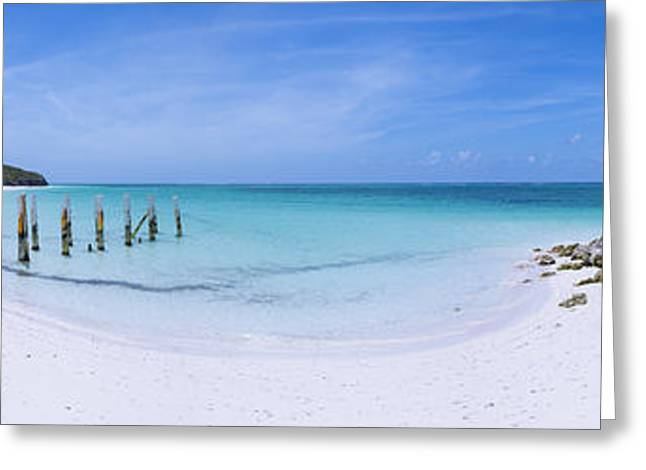 Ocean Shore Greeting Cards - Imagine Greeting Card by Chad Dutson