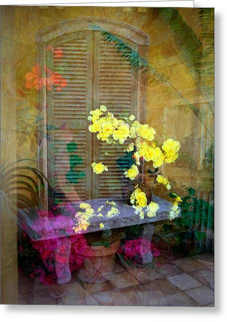 Penny Lisowski Greeting Cards - Imagine Greeting Card by Penny Lisowski