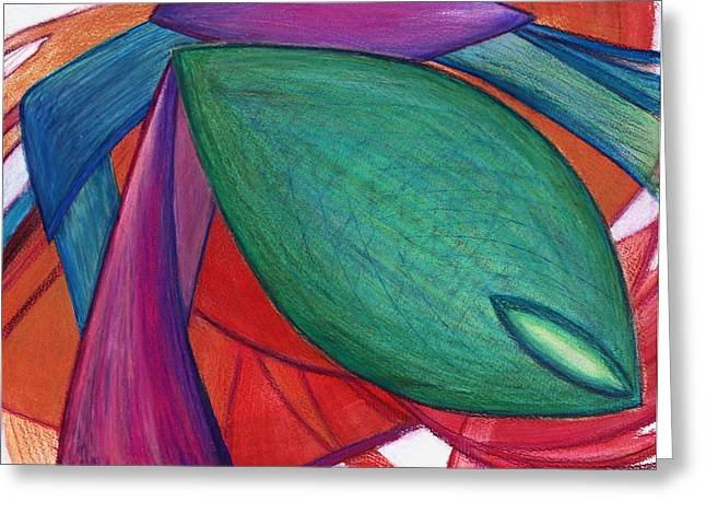 Courage Greeting Cards - Imagine the Otherwise Greeting Card by Kelly K H B