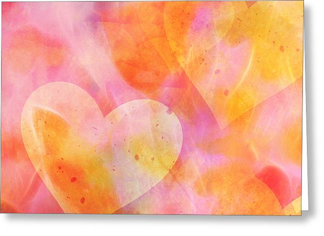Home Decor Greeting Cards - Imagohearts Decor Greeting Card by Home Decor