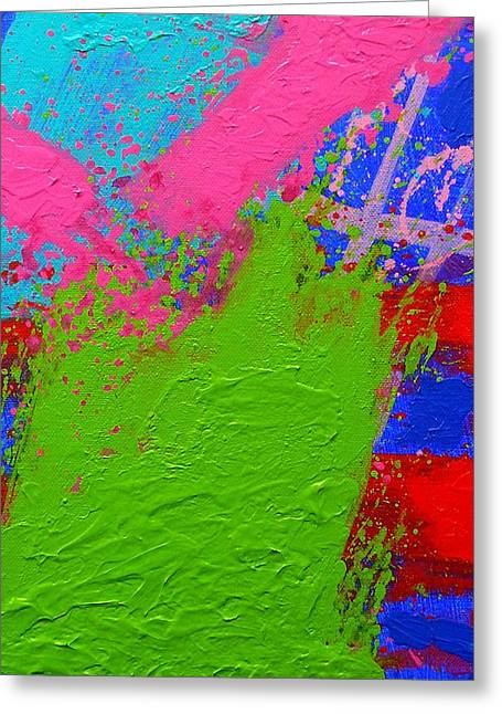 Celebration Art Print Greeting Cards - Imma  Vii Greeting Card by John  Nolan