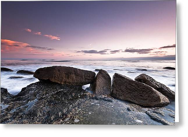 Best Seller Greeting Cards - In a Silent Way Greeting Card by Ryan Weddle