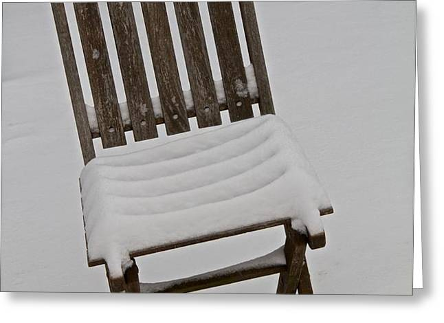 In The Cold Greeting Card by Odd Jeppesen