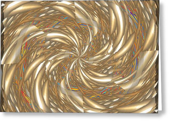 In The Mix Greeting Card by Tim Allen