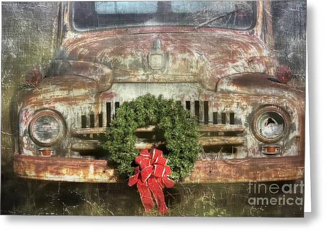 Mebane North Carolina Greeting Cards - International Christmas Greeting Card by Benanne Stiens