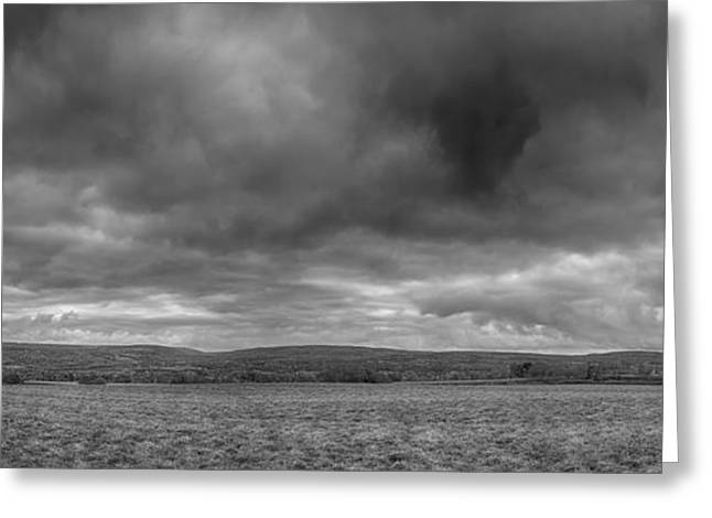 Fineartamerica Greeting Cards - Out In the Great Wide Open Greeting Card by Guy Whiteley