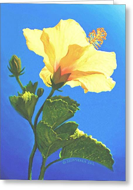 Sophiaart Gallery Greeting Cards - Into the Light Greeting Card by SophiaArt Gallery