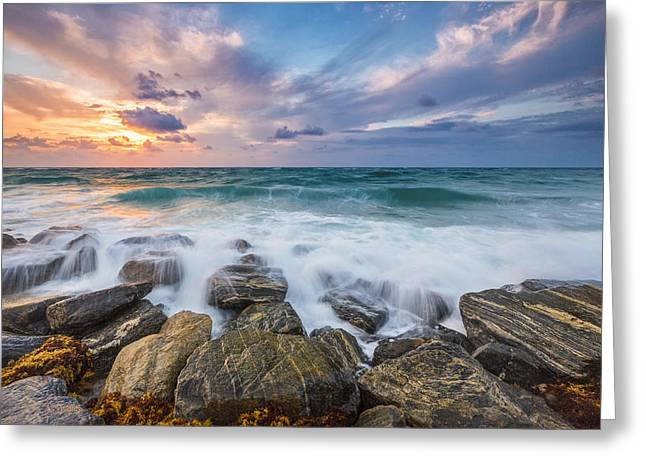 Boynton Greeting Cards - Intoxicating Greeting Card by Jon Glaser