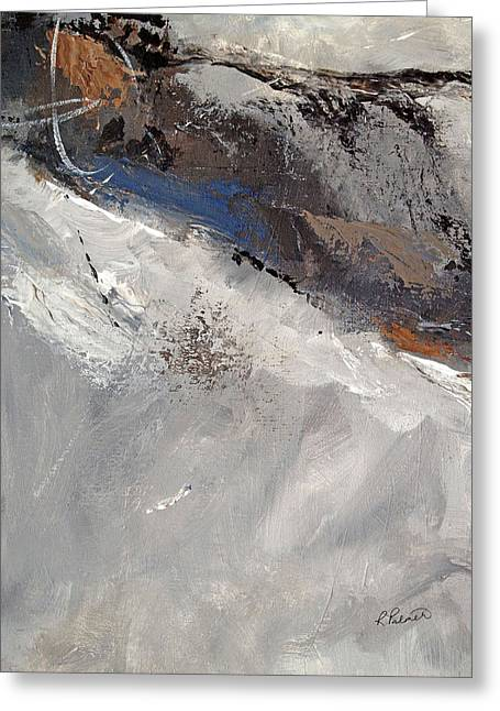 Isaiah Paintings Greeting Cards - Invitation To The Thirsty Greeting Card by Ruth Palmer