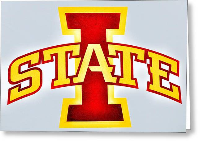 Grapple Greeting Cards - Iowa State University  Greeting Card by Todd and candice Dailey