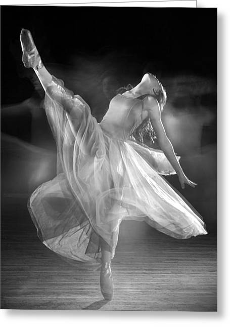 Daydream Greeting Cards - iPhone Case - Spirit Dance Greeting Card by Cindy Singleton