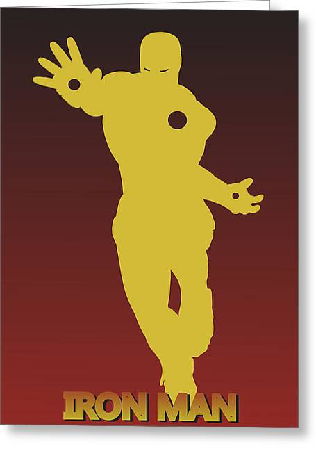 Black Widow Photographs Greeting Cards - Iron Man 2 Greeting Card by Joe Hamilton