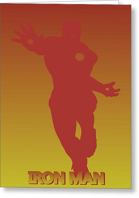 Black Widow Photographs Greeting Cards - Iron Man 3 Greeting Card by Joe Hamilton
