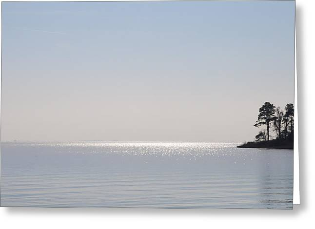 Stream Digital Greeting Cards - Islands in the Stream Greeting Card by Bill Cannon