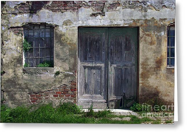 Nada Mas Photography Llc. Greeting Cards - Italian Countryside Greeting Card by Marco Crupi