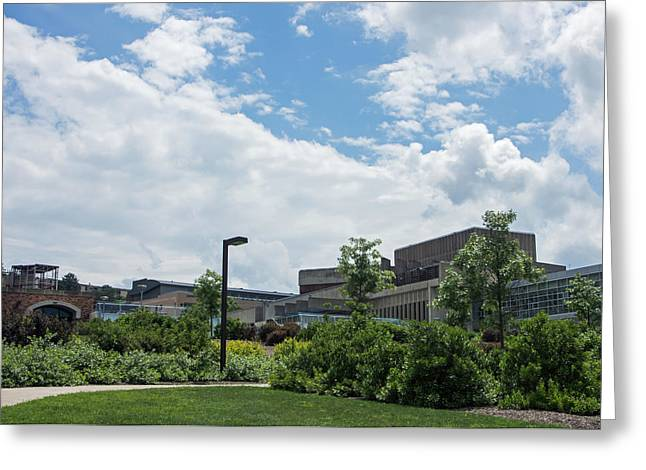 Enterprise Greeting Cards - Ithaca College Campus Greeting Card by Photographic Arts And Design Studio