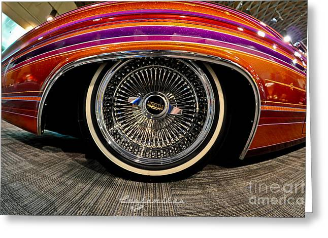 Kustom Graphics Greeting Cards - Its a Lifestyle Greeting Card by Customikes Fun Photography and Film Aka K Mikael Wallin
