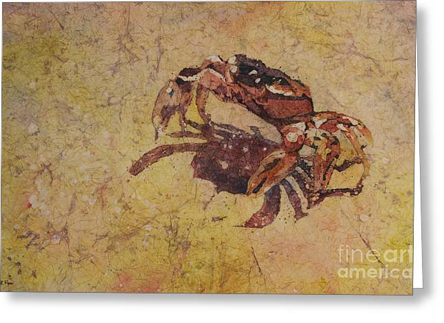 Watercolor Society Greeting Cards - Its A Lot Further Than It Looks Greeting Card by Ryan Fox
