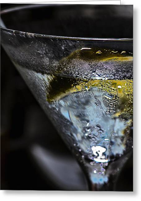 Its Happy Hour Again Greeting Card by Edward Kreis