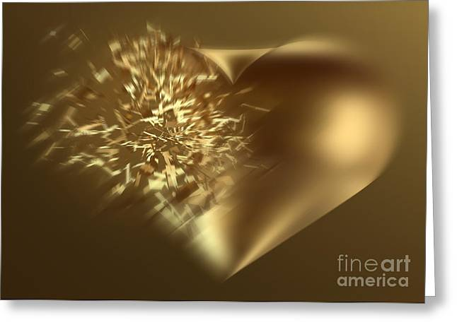 Party Greeting Cards - Its your smile. Greeting Card by Jorge Di Pietro