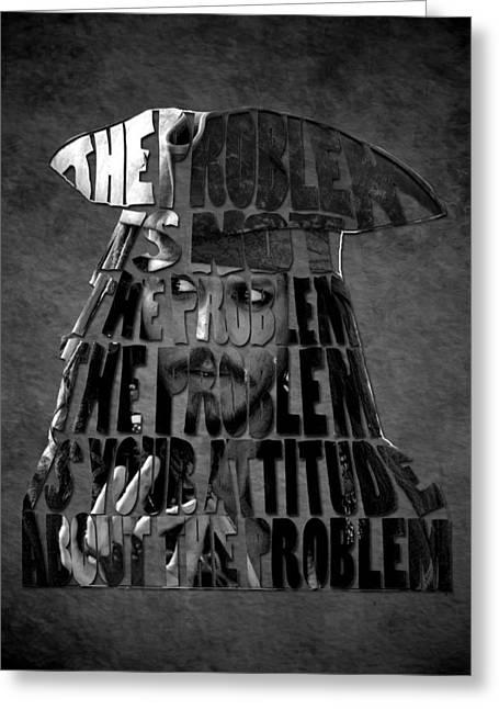 Jack Sparrow Greeting Cards - Jack Sparrow Quote Typography Design Greeting Card by Georgeta Blanaru