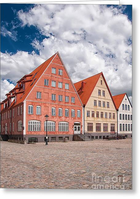 Modern Photographs Greeting Cards - Jakriborg Sweden 67 Greeting Card by Antony McAulay