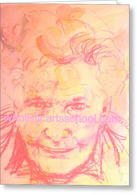 Subconsciousness Greeting Cards - Jean Greeting Card by Maestro