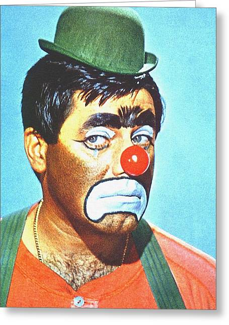 The First Family Greeting Cards - Jerry Lewis in The Family Jewels Greeting Card by Art Cinema Gallery