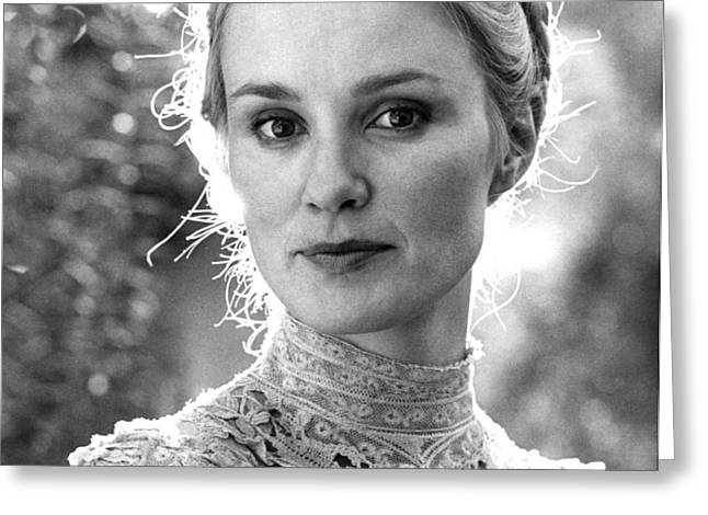 Jessica Lange in Frances  Greeting Card by Silver Screen