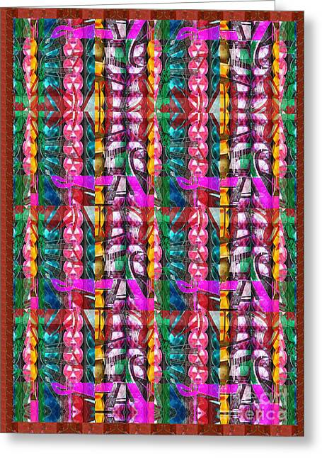 Fineartamerica Greeting Cards - Beads Jewels Strings fineart by NavinJoshi at FineArtAmerica.com unique decorations POD gifts source Greeting Card by Navin Joshi