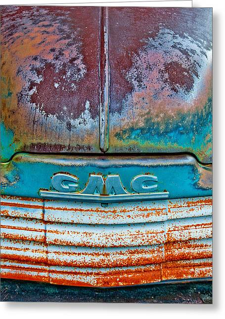 Old Automobile Greeting Cards - Jimmy Greeting Card by Peter Tellone
