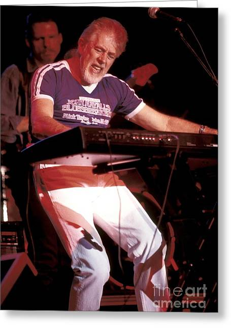John Mayall  Greeting Card by Front Row  Photographs