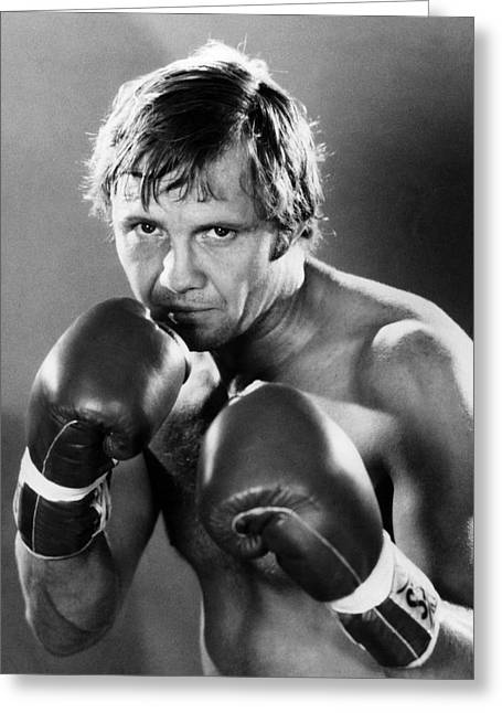 Champs Photographs Greeting Cards - Jon Voight in The Champ  Greeting Card by Silver Screen