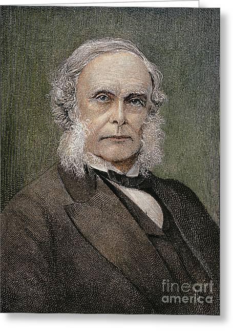 Joseph Lister (1827-1912) Greeting Card by Granger