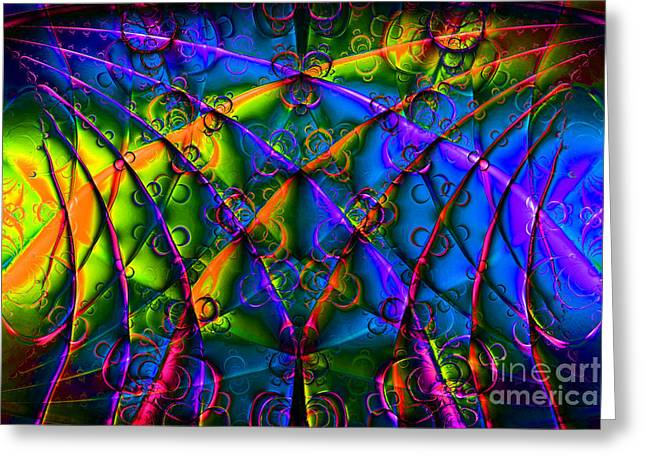 Journey 20130511v1 Greeting Card by Wingsdomain Art and Photography