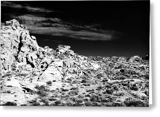 Photo Art Gallery Greeting Cards - Journey through the Valley Greeting Card by John Rizzuto