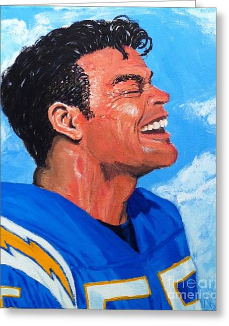 Seau Greeting Cards - Junior Greeting Card by Jeremy Nash