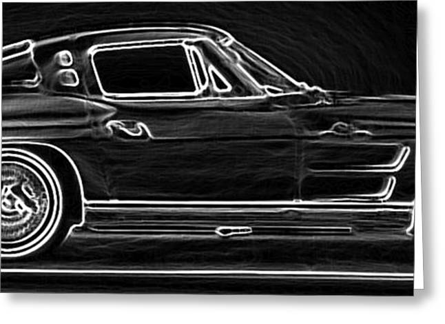 Smooth Ride Greeting Cards - Just a Memory Greeting Card by George Pedro