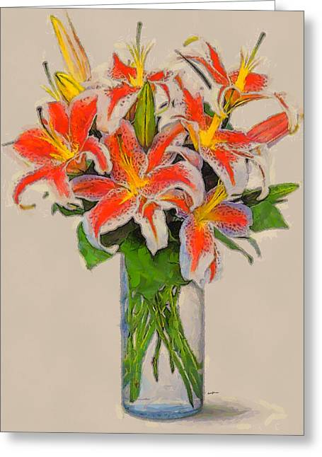 Just Because Greeting Cards - Just Because Greeting Card by Anthony Caruso