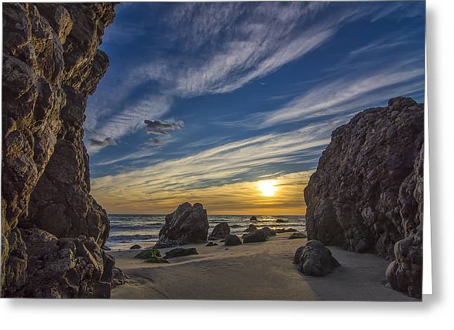 Recently Sold -  - Pch Greeting Cards - Just Before Just In Time. Greeting Card by Wasim Muklashy