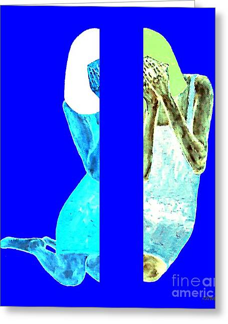 Breakup Greeting Cards - Just Heard The News Greeting Card by Patrick J Murphy