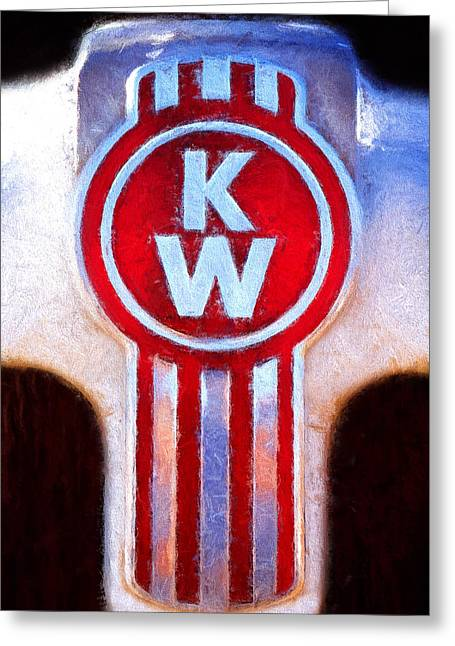 Top Seller Greeting Cards - K Whopper Hood Ornament  Greeting Card by Ken Smith