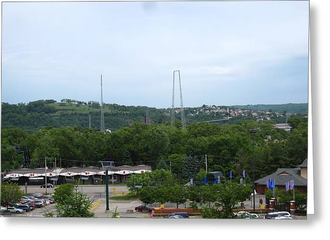 Kennywood Park Greeting Cards - Kenny Wood - 121217 Greeting Card by DC Photographer