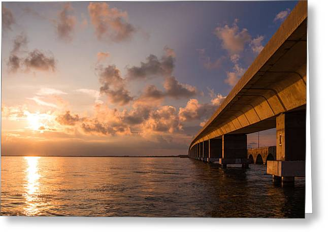 Caribbean Architecture Greeting Cards - Keys Greeting Card by Chad Dutson