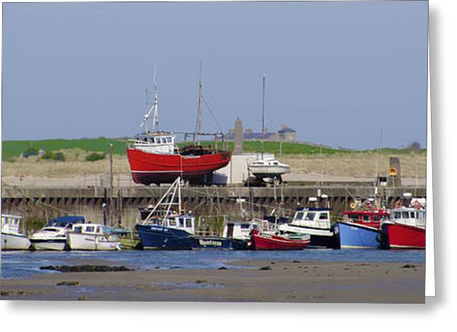 Sligo Greeting Cards - Killala Bay at Low Tide Greeting Card by Bill Cannon