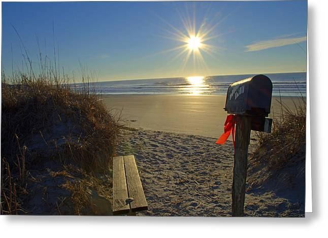 Kindred Spirits Greeting Cards - Kindred Spirits Mailbox Greeting Card by Mark Head