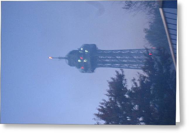 King Photographs Greeting Cards - Kings Dominion - 121224 Greeting Card by DC Photographer