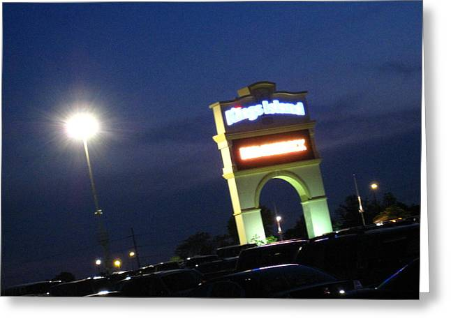 King Greeting Cards - Kings Island - 121243 Greeting Card by DC Photographer
